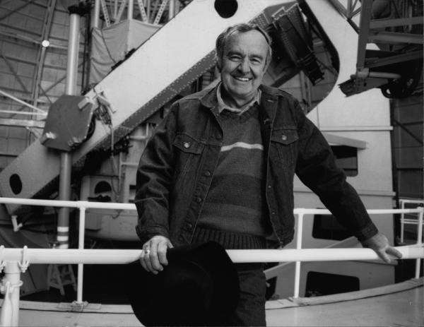Allan Sandage. © Carnegie Institution for Science