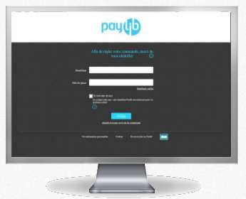 Le service de paiement en ligne sécurisé Paylib proposé par BNP Paribas, La Banque postale et la Société générale s'utilise depuis un ordinateur ou bien des smartphones et tablettes sous Android et iOS. © Paylib