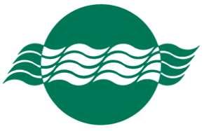 Logo des Fonds internationaux d'indemnisation pour les dommages dus à la pollution par les hydrocarbures. © Fipol