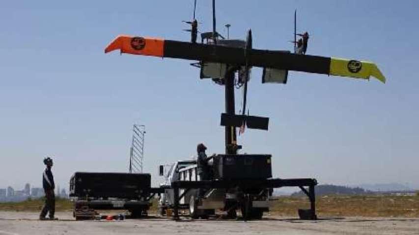 L'éolienne volante de Makani Power