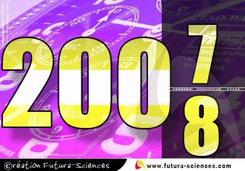 Des vœux pour 2008. Crédit Futura-Sciences