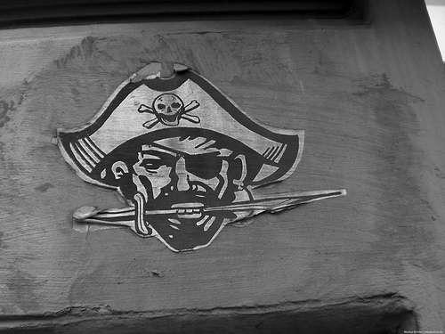 Des pirates cingleront-ils entre Strasbourg et Bruxelles ? © Markus Rödder / Flickr - Licence Creative Common (by-nc-sa 2.0)
