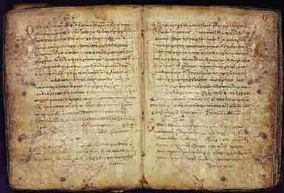 Le manuscrit d'Archimède