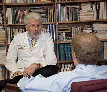 D'après Robert Cloninger, la schizophrénie n'est pas une maladie unique mais constitue un ensemble de huit désordres génétiquement distincts. © Robert Boston, Washington University