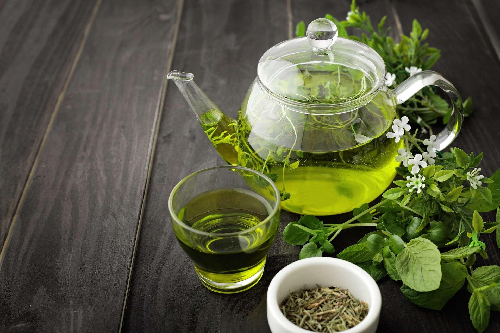 El té verde, ¿fuente de juventud para el corazón?