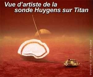 Sonde Huygens