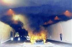 Un logiciel de simulation d'incendies dans les tunnels