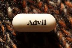 L'Advil contre Parkinson ? © Vandelizer, Flickr, CC BY 2.0