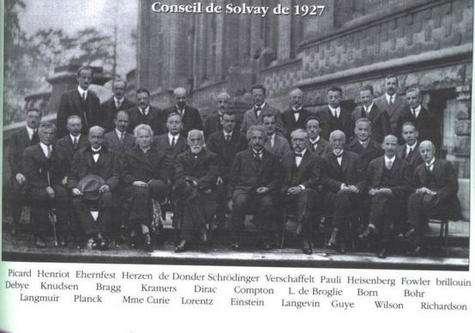 Congrès Solvay