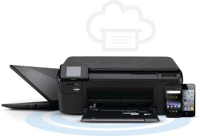 Il est possible d'ajouter une imprimante sur Google Cloud Print. © Google