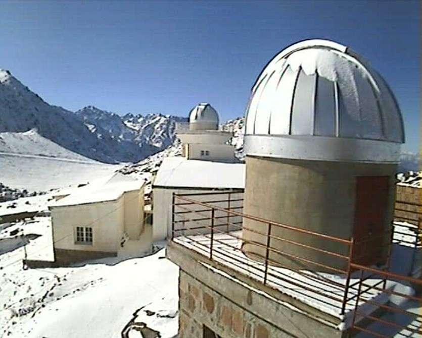 L'observatoire d'Oukaimeden dans l'Atlas marocain abrite le télescope de 50 centimètres de diamètre de Claudine Rinner qui lui a permis de découvrir deux comètes ces derniers mois. © C. Rinner