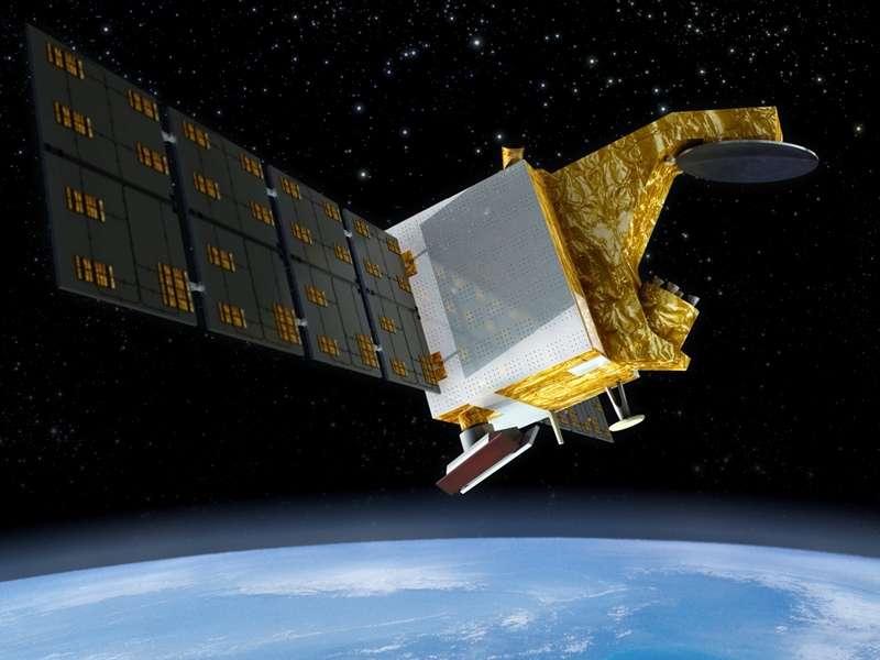 Le premier satellite développé en collaboration par la Chine et la France a été lancé avec succès ce lundi 29 octobre. © Cnes/ill./Sattler Oliver, 2017
