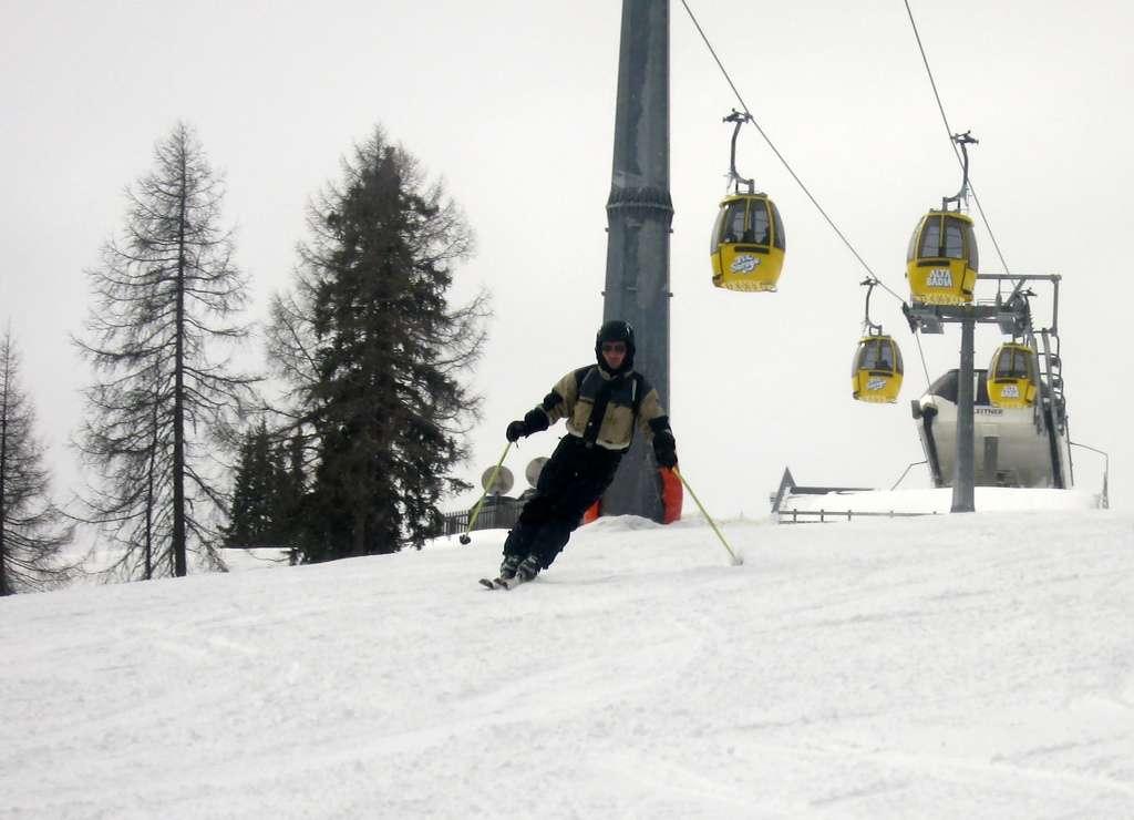Les stations de ski en Italie mélangent cultures italienne, autrichienne, suisse et française. © Conanil, Flikr, cc by 2.0