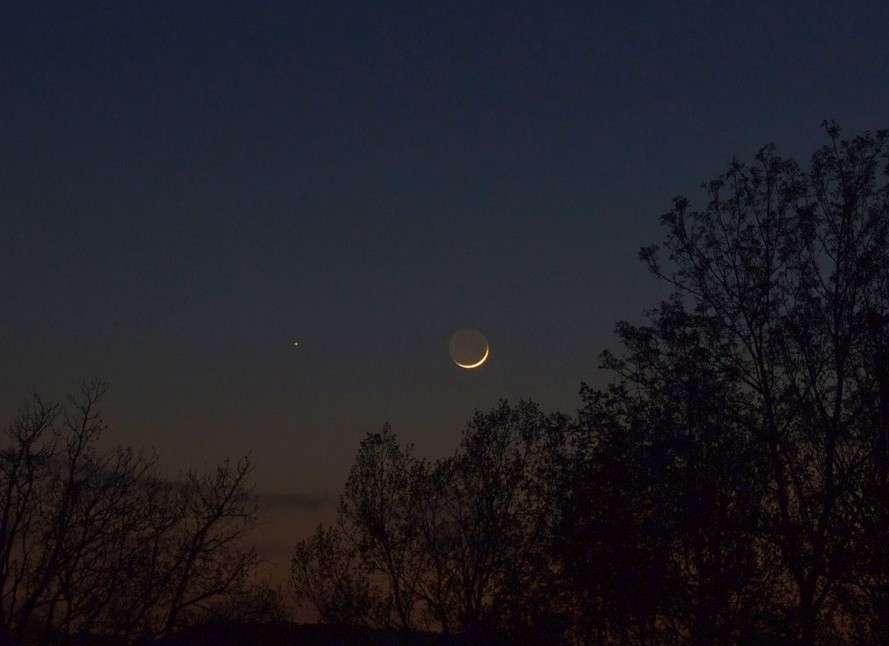 La dernière belle apparition de Mercure remonte au mois de mai. © Jean-Baptiste Feldmann
