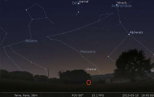 La comète Panstarrs passe au plus près du Soleil