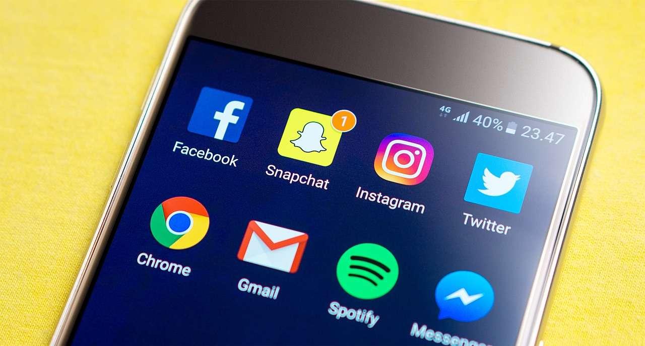 Les réseaux sociaux Facebook et Instagram ont été victimes d'une panne mondiale ce mardi 20 novembre. © DP