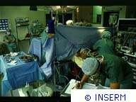 Crédits : INSERM 92.CHIRURGIE, SUIVI EN COURS D'OPERATION. ANESTHESIE