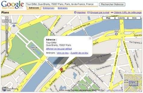 Google Maps débarque en France
