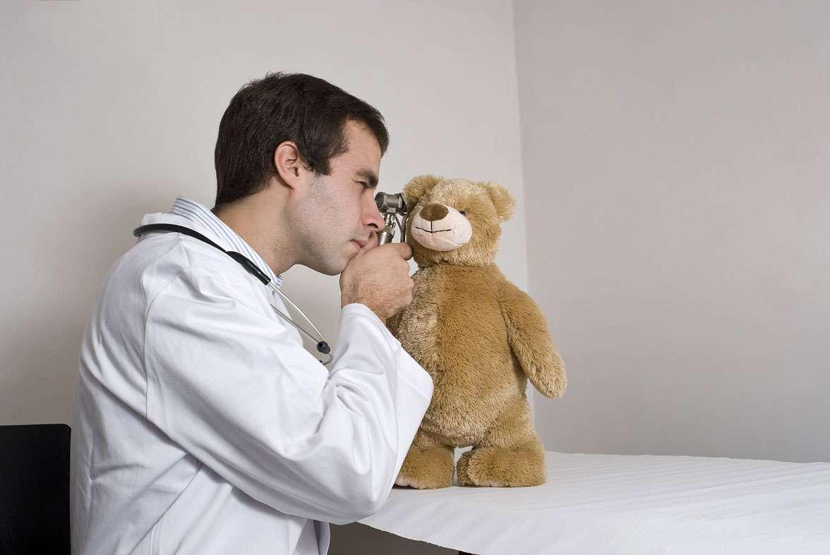 Santé bébé : la France manque de pédiatres - Source : © aldegonde le compte - Fotolia.com