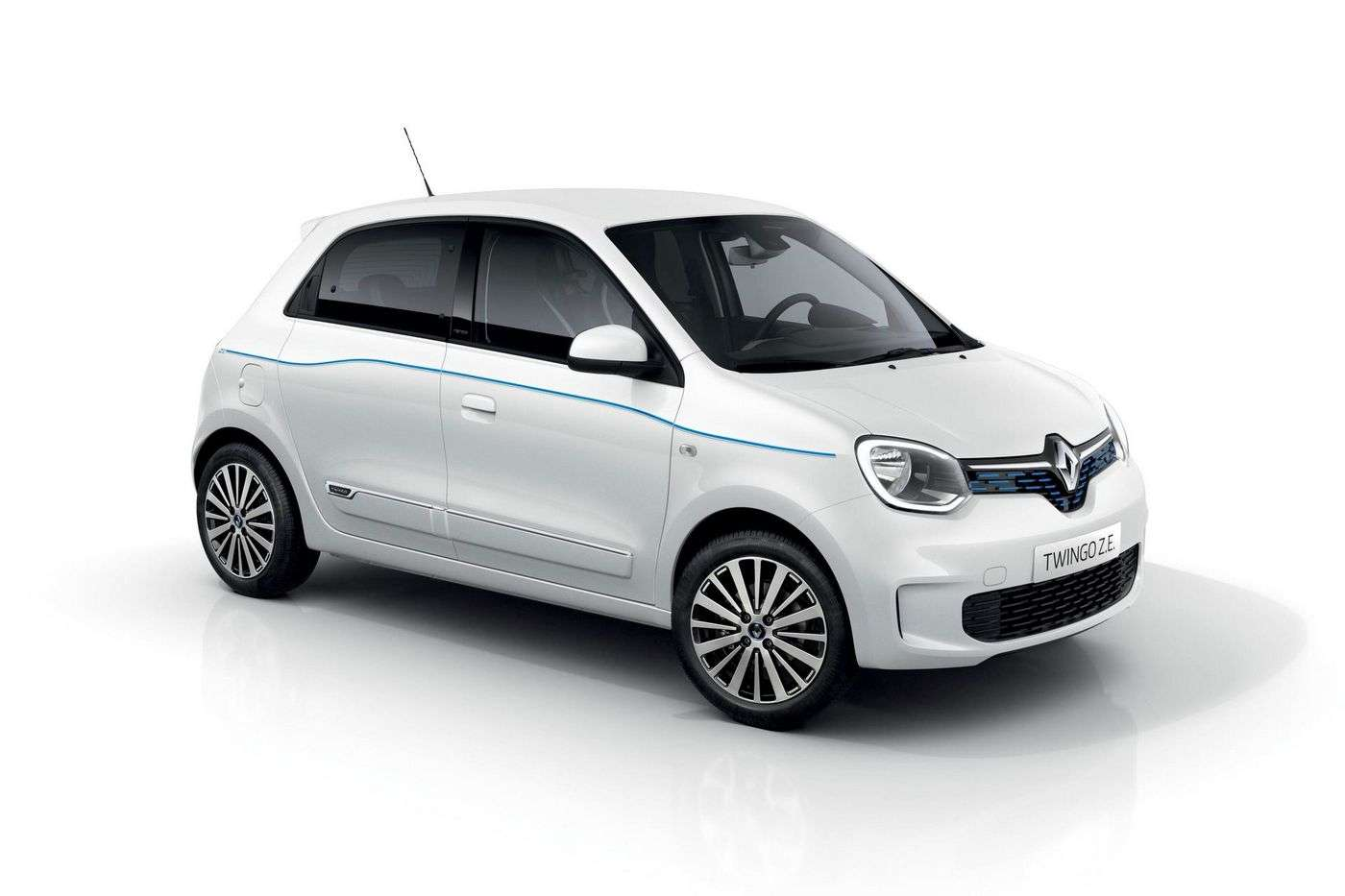 La Renault Twingo Z.E est basée sur la même plateforme que la Twingo 3. © Renault