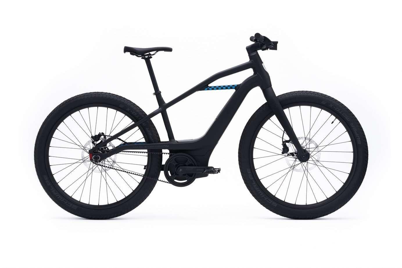 Le Mosh/Cty offre entre entre 56 et 168 km d'autonomie. © Serial 1 Cycle. © Serial 1 Cycle