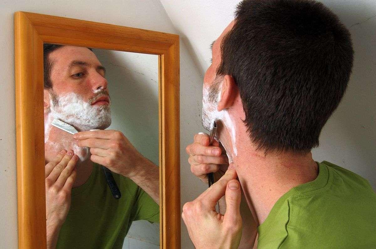 Sera-t-il bientôt possible de se raser sans risquer la moindre coupure ? C'est en tout cas le pari du rasoir Skarp fonctionnant grâce à un laser à fibre optique. © Andrew Dyer, Wikimedia Commons, CC by-sa 2.0