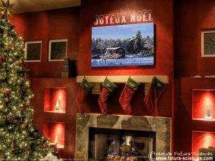 En attendant les fêtes, habillez votre ordinateur aux couleurs de Noël ! © Futura-Sciences