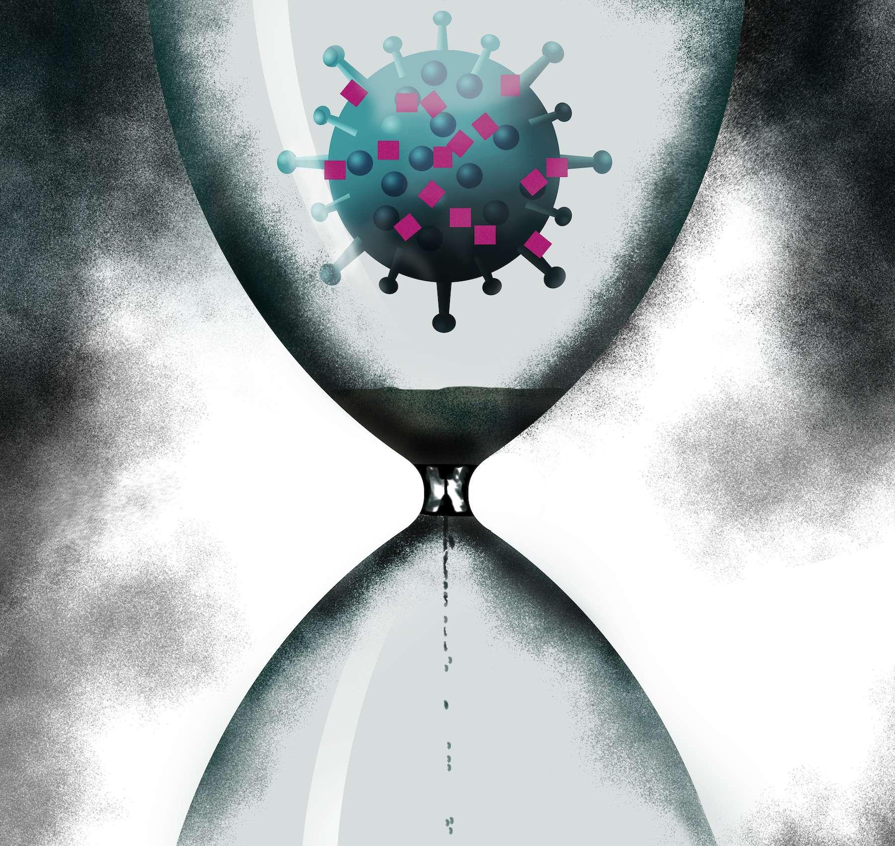 Le coronavirus n'est pas prêt de disparaître. Comment apprendre à « vivre avec » ? © Rob Goebel, Adobe Stock