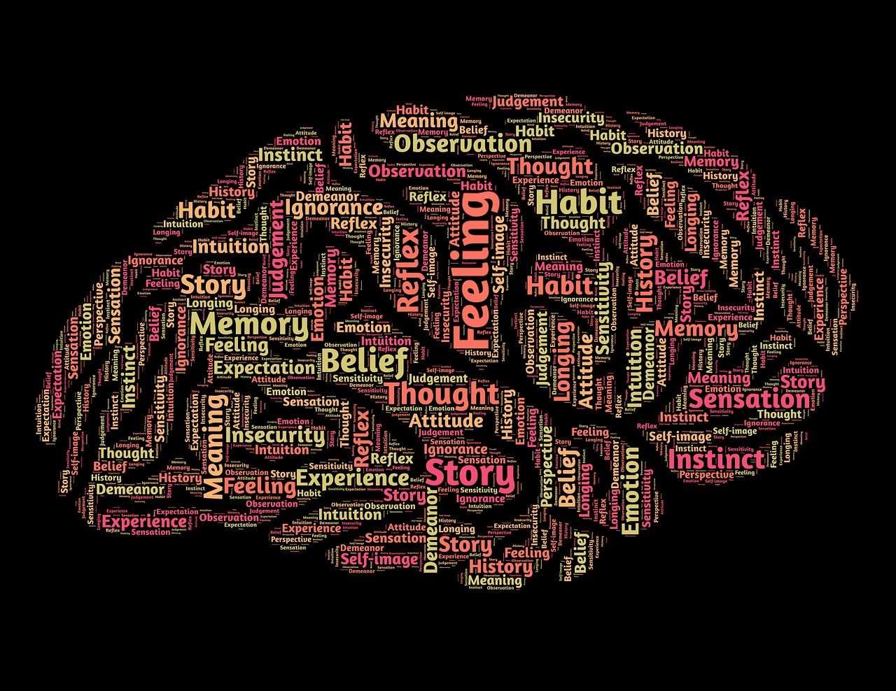 On sait depuis plusieurs années que l'on peut reconnaître des mots à partir de signaux cérébraux. Une équipe du Karlsruhe Institute of Technology (Allemagne) et du Wadsworth Center (États-Unis) est allée plus loin en parvenant à décoder et restituer des phrases complètes pensées en langage naturel. © Pixabay, DP