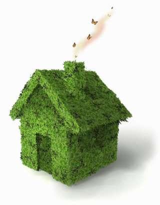 La Règlementation thermique 2012 vise à généraliser les bâtiments basse consommation (BBC). © DR