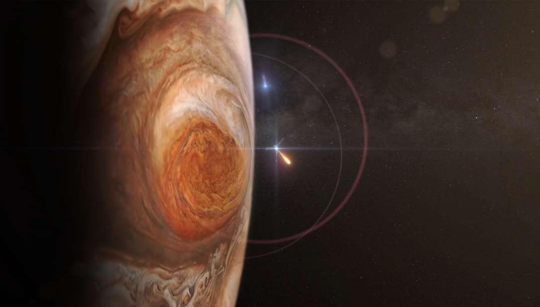 Jupiter dévoilée par la sonde Juno