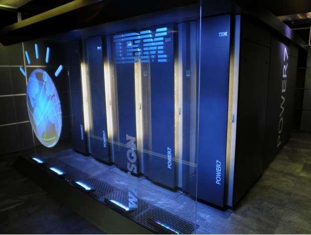 Le superordinateur Watson d'IBM concentre tout le savoir-faire technologique de Big Blue en matière de cloud computing et d'informatique cognitive. Des outils qui sont désormais commercialisés pour permettre aux entreprises de développer des services et des systèmes d'analyse puissants. © IBM