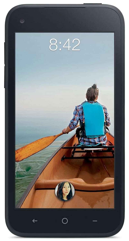 Avec Home, le téléphone devient une interface pour Facebook. © Facebook