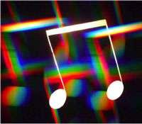 La correspondance entre son et couleur a-t-elle une réalité scientifique ou n'est-ce que de l'imagination ? © DR