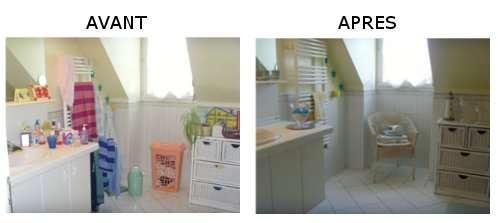 Le Home Staging permet de transformer votre intérieur en quelques gestes, afin de vendre votre logement plus rapidement. © Yasmine Médicis pour Mon Home Staging
