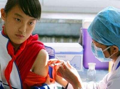 Grâce à l'anticorps CH65, on pourra peut-être développer des vaccins efficaces contre toutes les souches du virus de la grippe. © AFP