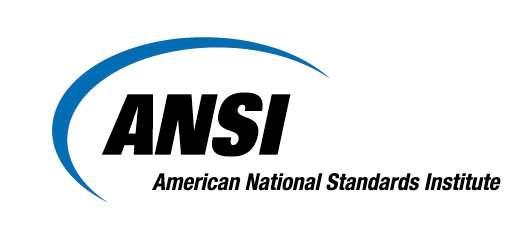 Logo de l'ANSI. © ANSI