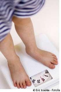 L'obésité infantile est en recul dans notre pays. © Eric Isselée / Fotolia
