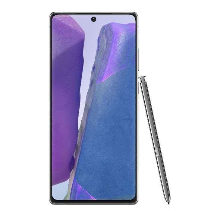 Bon plan : le smartphone Samsung Galaxy Note20 © Cdiscount