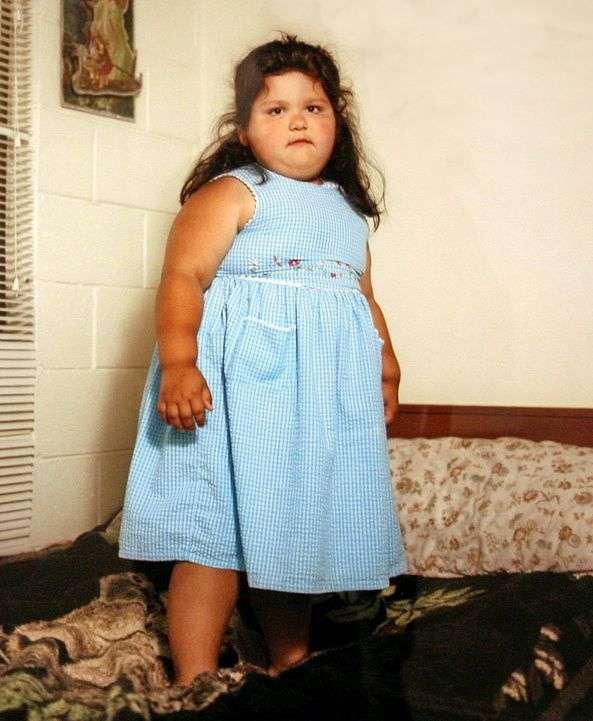 L'obésité, peut-être le pire fléau actuel de l'enfance dans les pays industrialisés... © Cliff1066 / Flickr - Licence Creative Common (by-nc-sa 2.0)