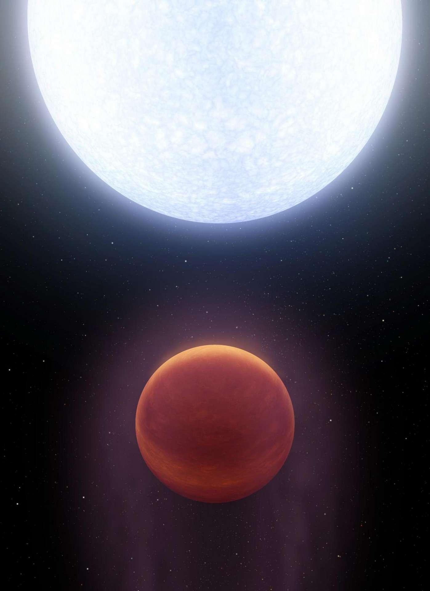 L'étoile Véga a probablement une exoplanète et elle est brulante - Futura