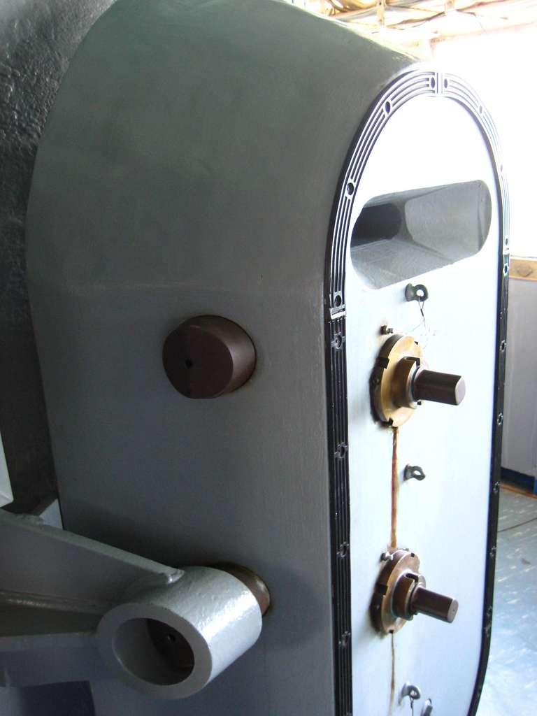 La serrure multipoint apporte une sécurité supplémentaire importante. © WireLizard, Flickr, CC BY 2.0
