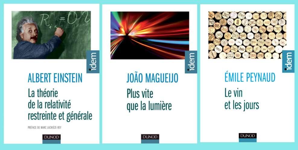 Découvrez les ouvrages de la collection Idem des éditions Dunod. © Dunod
