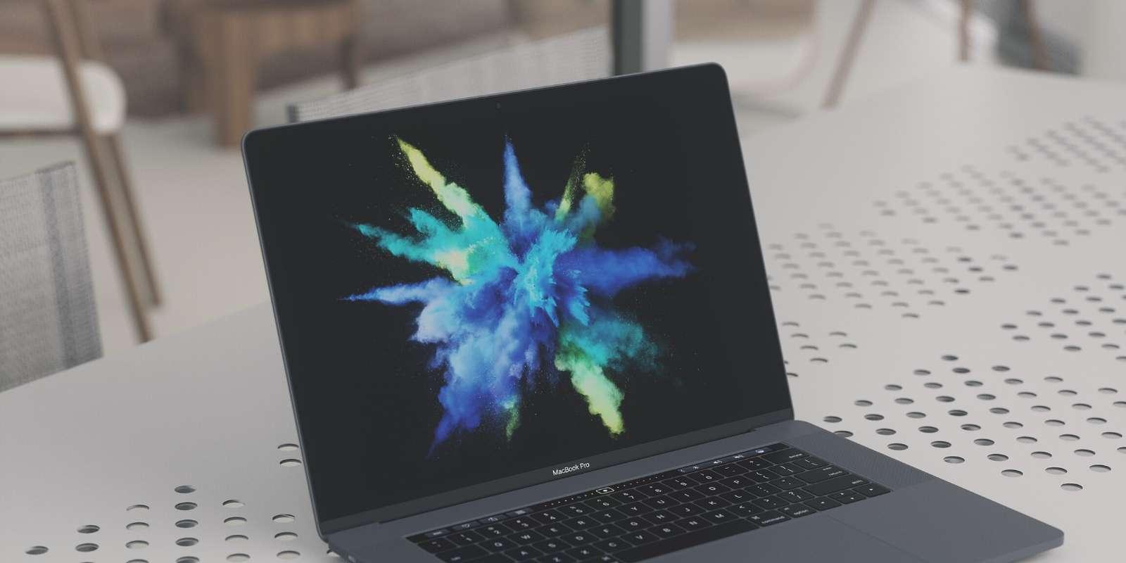 La Macbook Pro d'Apple est actuellement en promotion chez Amazon, avec 13 % de réduction sur le prix initial. © Unsplash