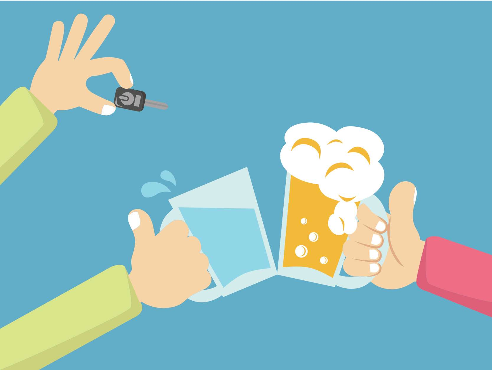 Par effet pervers, Uber encourage la consommation excessive d'alcool. © Boykung, Adobe Stock