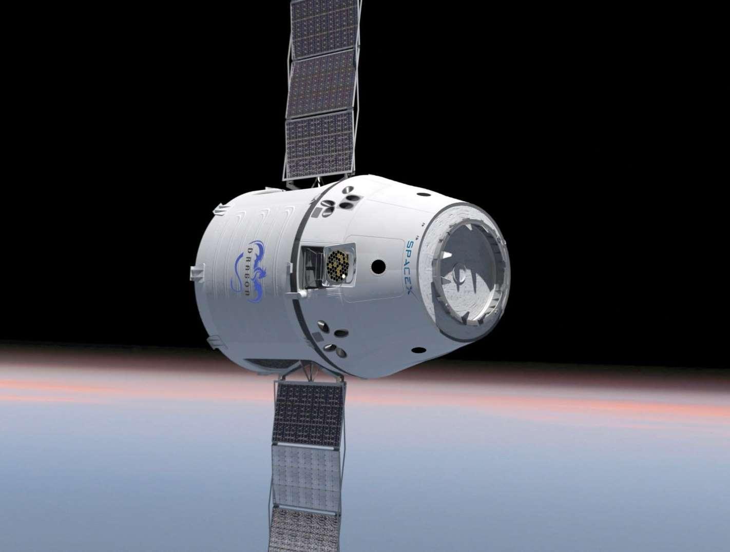 Trois vols de démonstration sont censés démontrer à la Nasa les capacités du système de transport de SpaceX à ravitailler la Station. Ce premier vol doit démontrer que la capsule supporte bien le périple, qu'elle fonctionne correctement et qu'elle réalise un retour sur Terre conforme au plan de vol. © SpaceX
