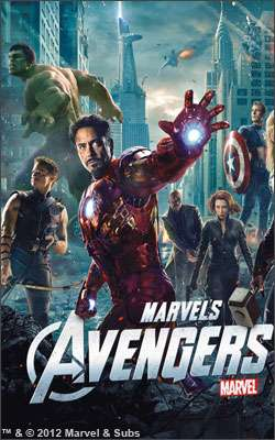 """Concours """"Avengers en DVD"""" : les gagnants"""