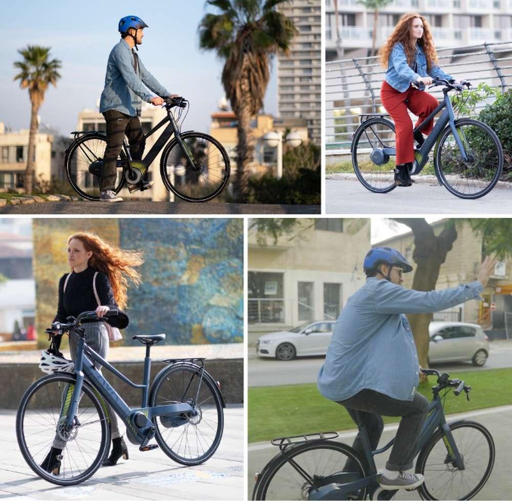 Le VAE Oyo Bike utilise un cadre en aluminium et des roues de 29 pouces. © BC Bike