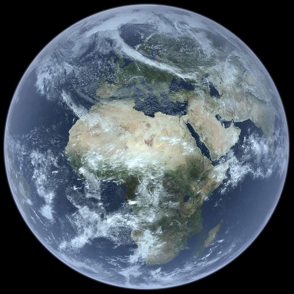 La Terre est belle. Elle mérite un streaming... © hkeita/shutterstock.com