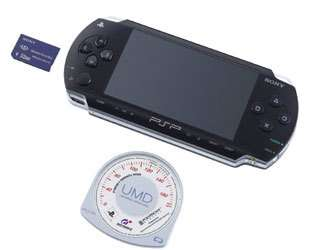 Sony présente sa console de jeu portable : le PSP